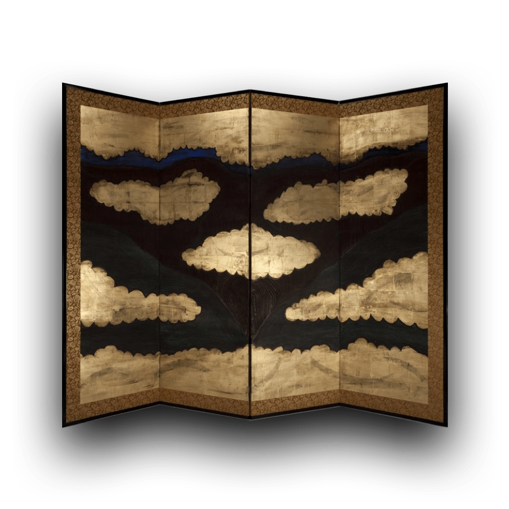 Traditional Japanese Screens